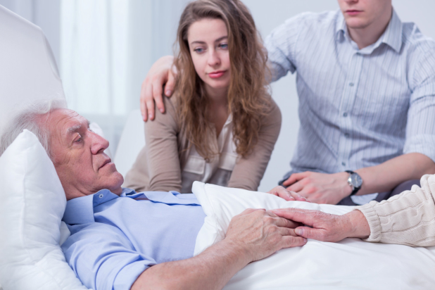 End-of-Life Care: Planning with a Loved One