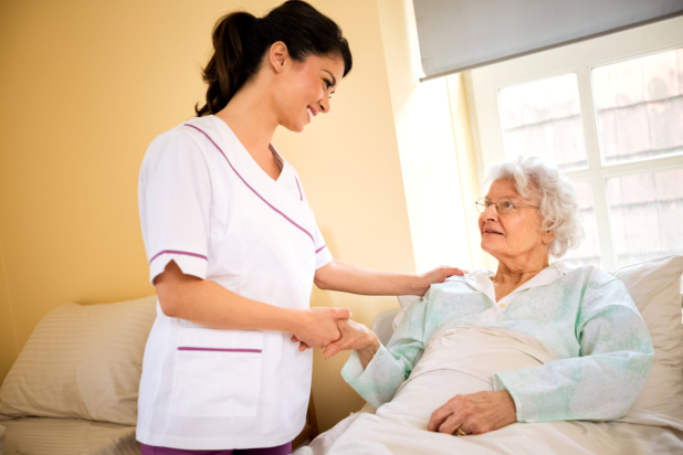 Certain Qualities of a Good Hospice Nurse